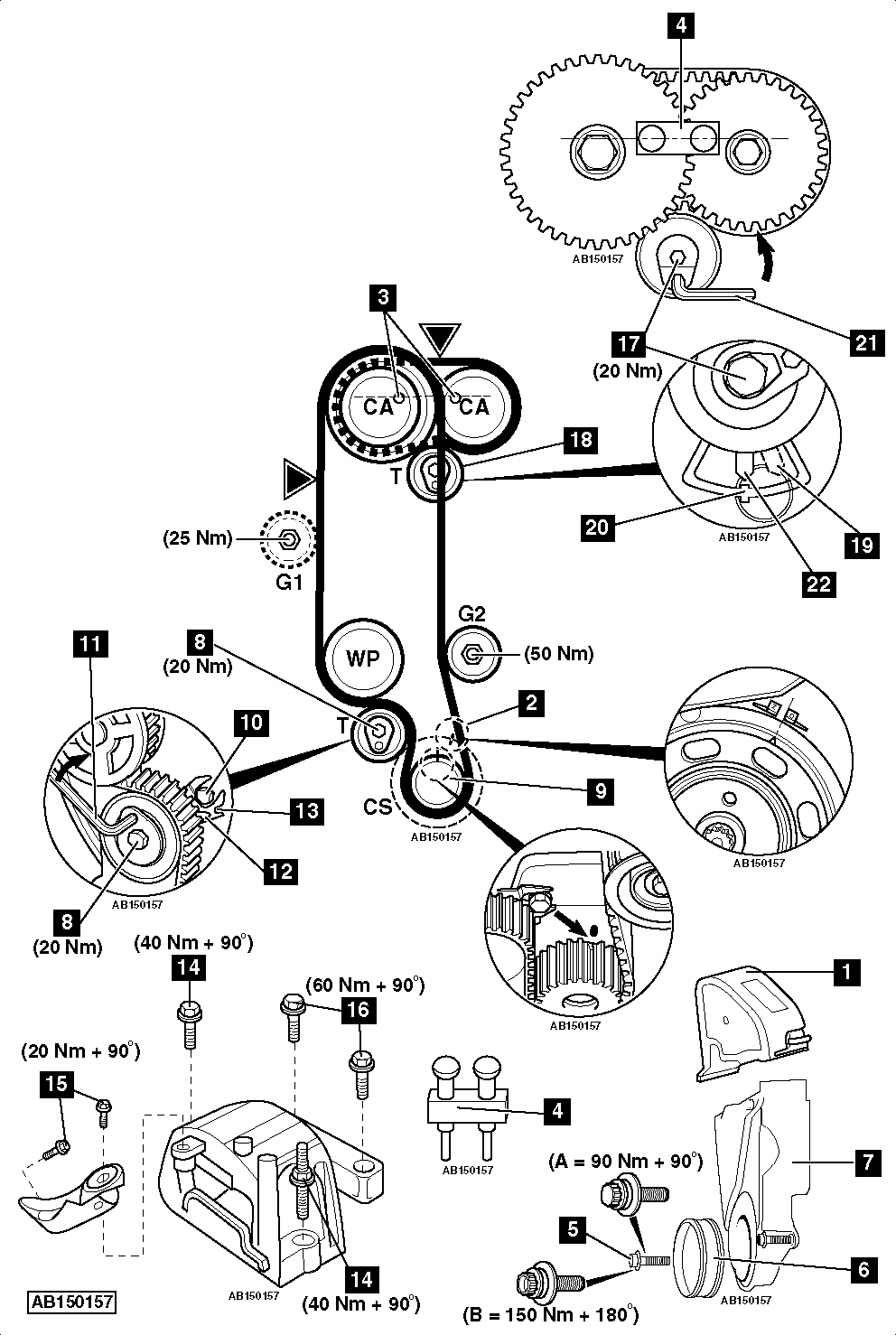 2005 hyundai accent belt diagram