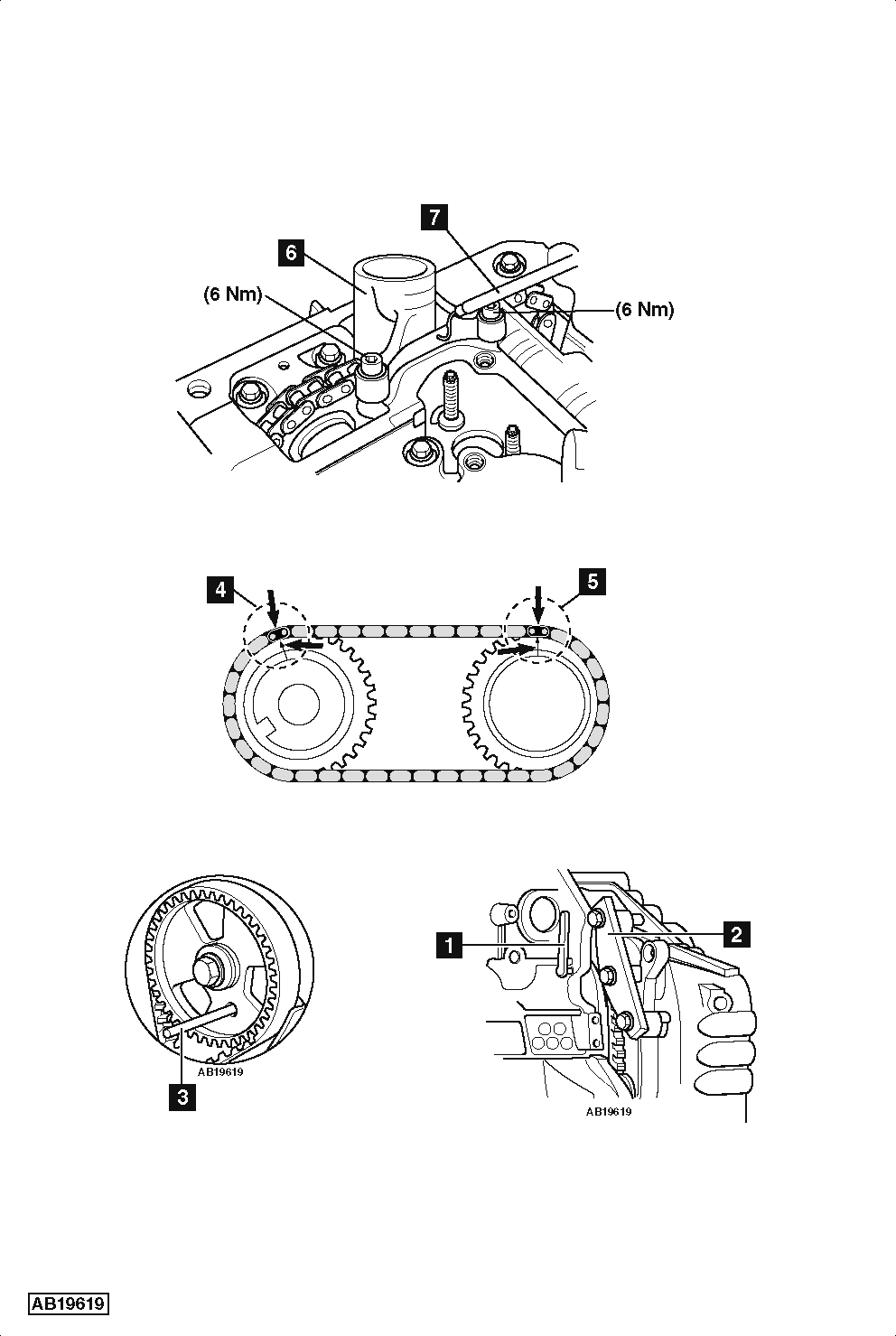 Distribucion De Un Cadilac V8 46 furthermore 2001 5 4 Sohc P I Heads Timing Marks 19196 likewise RepairGuideContent as well How To Replace Timing Chain On Ford Ranger 3 2d Tdi 2011 14 additionally 123783 3 0 Broken Timing Chain. on ford 4 6 timing chain marks
