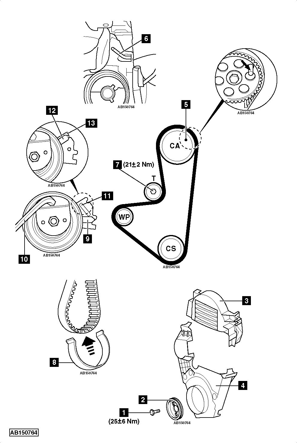 Opel Wiring Diagrams Diagram Images Start On How To Replace Timing Belt Citroen C3