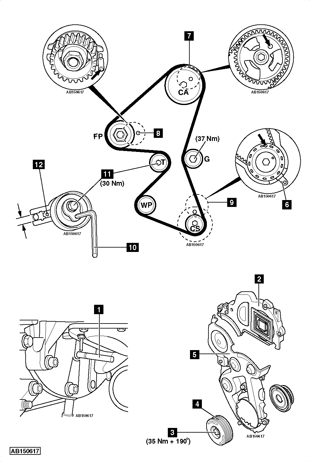 96 Mazda Mx 6 Engine Diagram on mazda 626 1996 belt