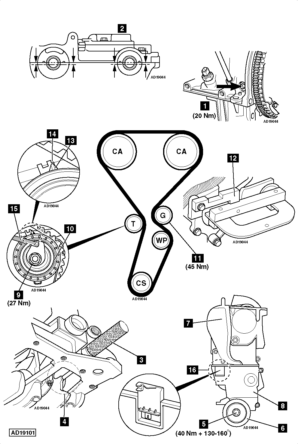 renault timing belt wiring diagram Renault Scenic Seating