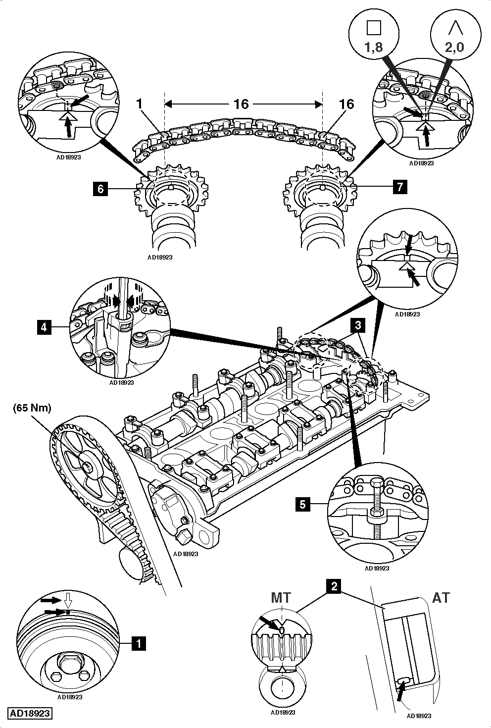 2005 Ford Freestyle V6 3 0l Serpentine Belt Diagram moreover How To Replace Timing Belt On Audi A3 8p Mk2 2 0 Tdi 2005 2008 Bmm additionally How To Replace Timing Chain In Cylinder Head On Vw Polo 9n 1 8 Gti likewise DIY Hyundai Elantra Kia Spectra Timing Belt Replacement further 2002 Chevy Tracker 2 0l 2 5l Serpentine Belt Diagram. on 2010 hyundai tucson timing belt
