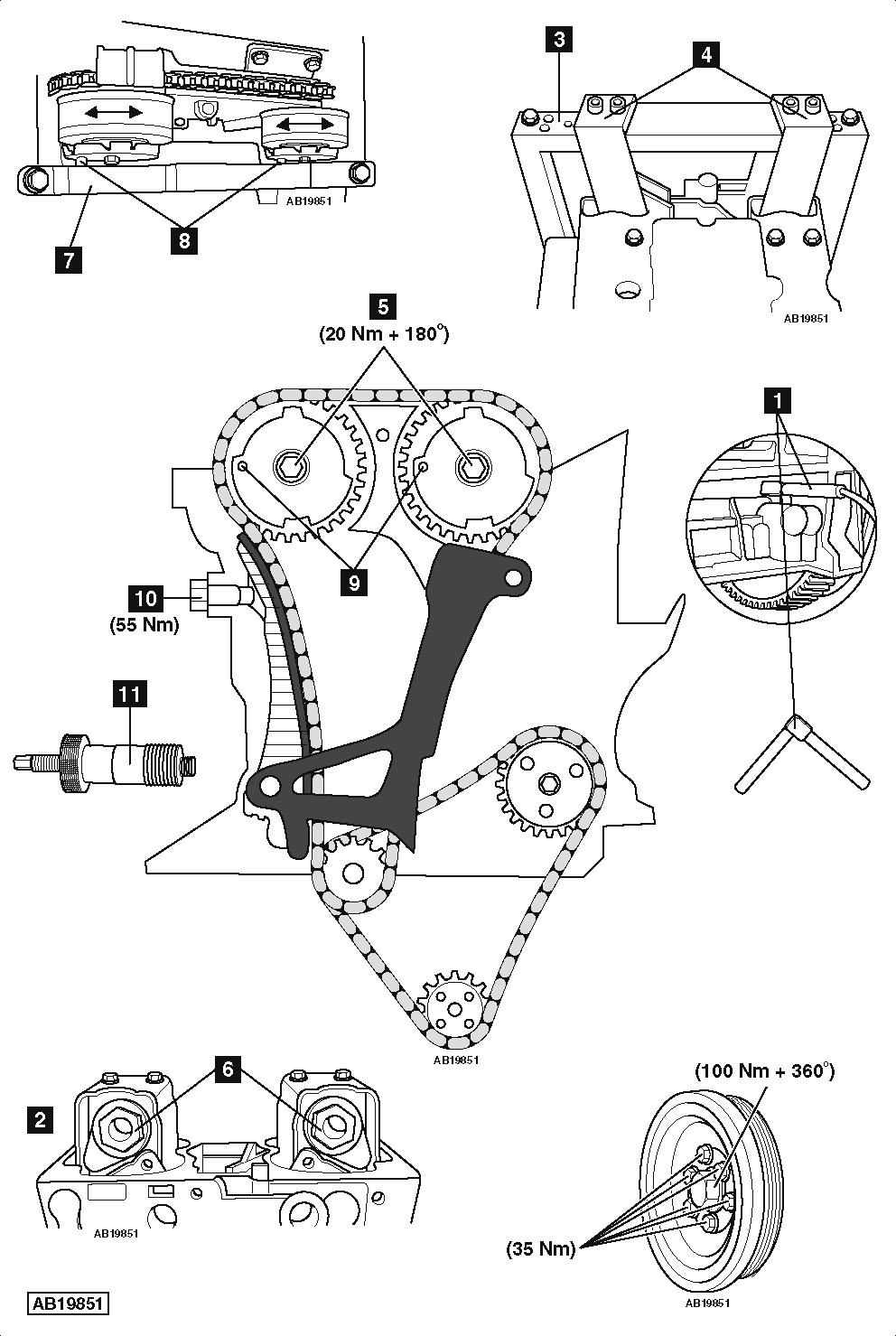 Bmw 328i Timing Chain Diagram on Saab 9 3 Water Pump Replacement