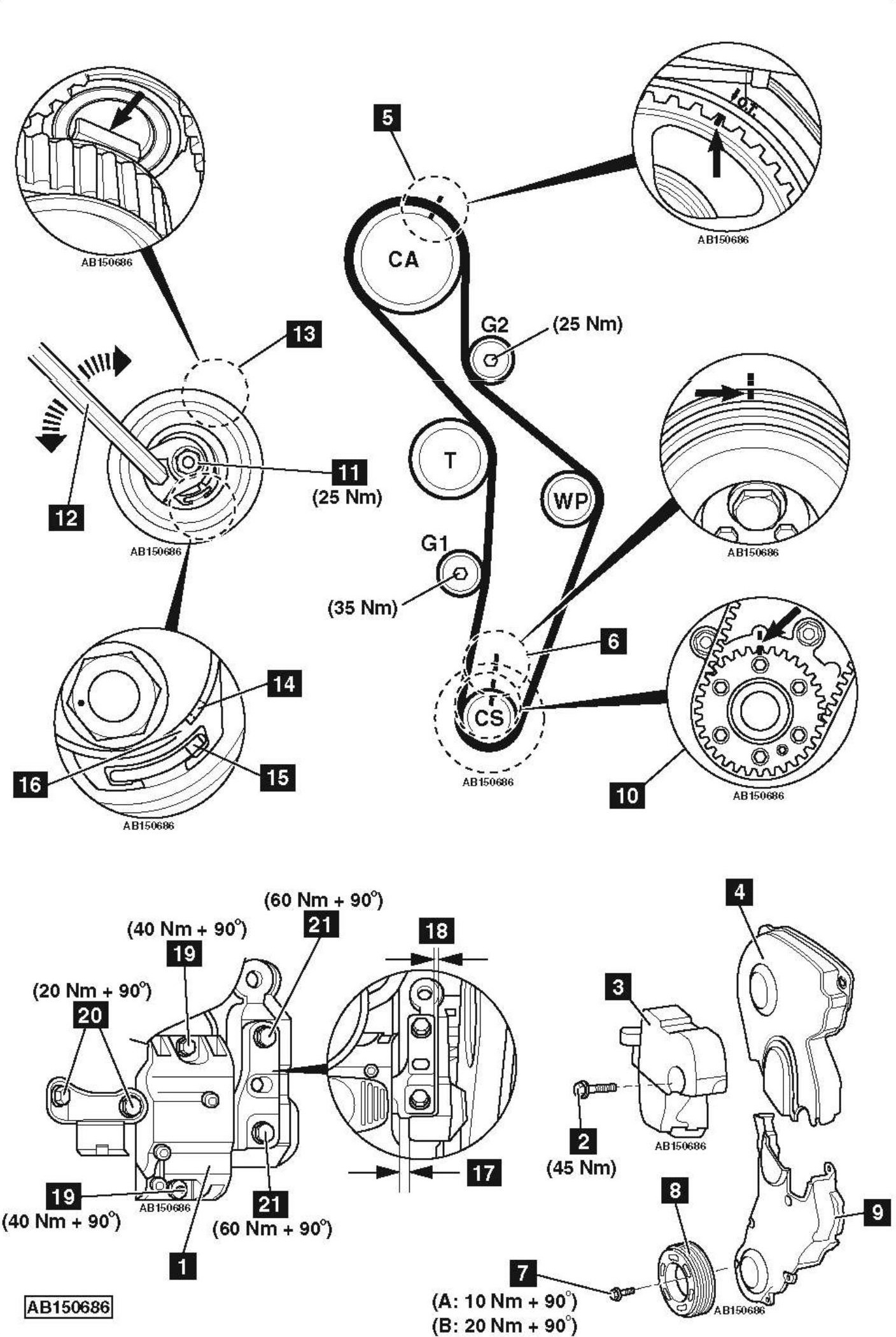 audi 2 0 tfsi engine diagram  audi  auto wiring diagram