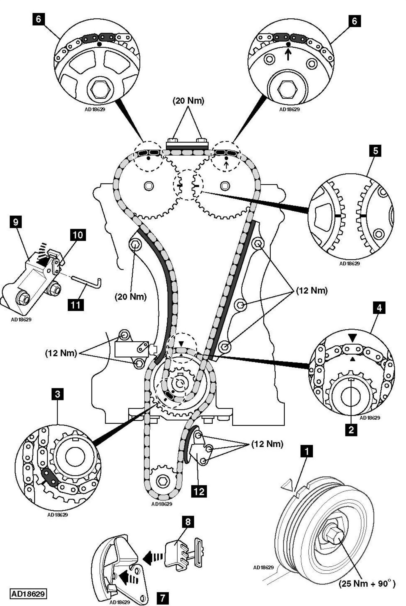 Honda on 2008 hyundai elantra engine belts diagram