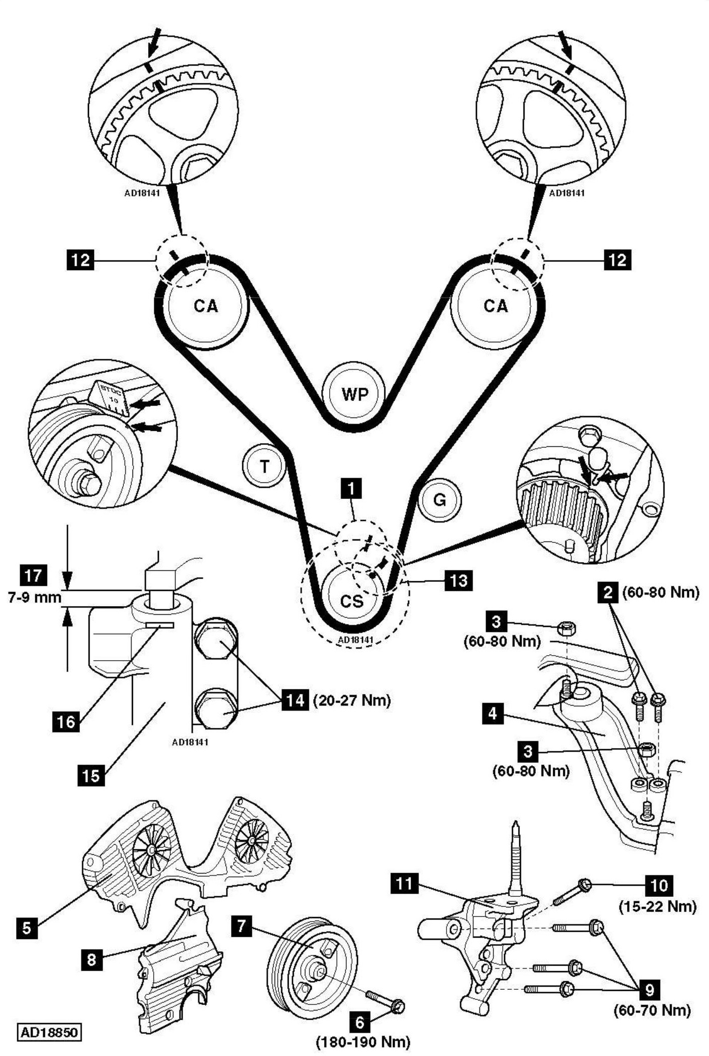 dodge caliber belt diagram drive